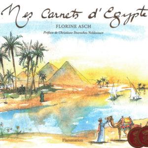 Mes Carnets d'Egypte