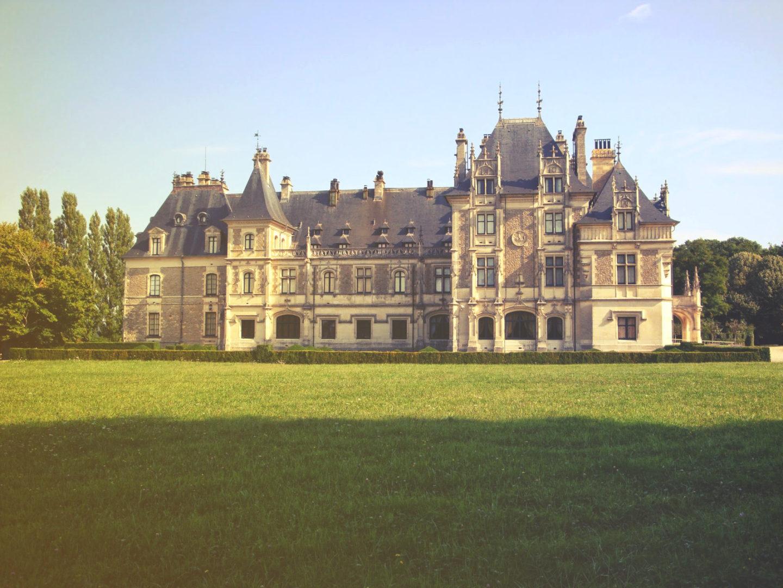 Ch teau et domaine de menetou salon ch teau et domaine de menetou salon - Chateau de menetou salon visites ...