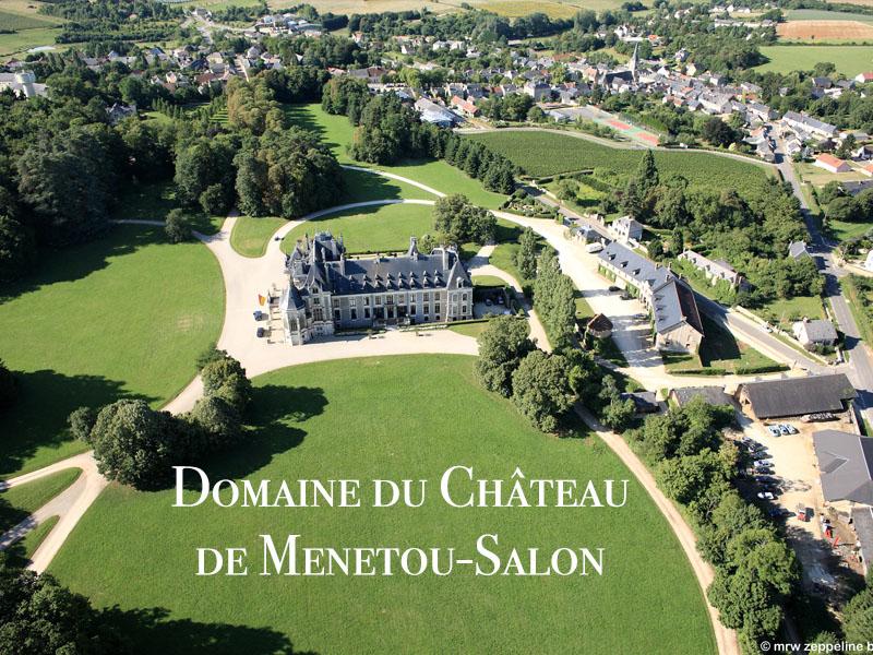 Historique ch teau et domaine de menetou salon for Menetou salon chateau