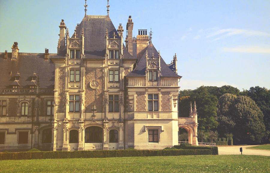 Le ch teau ch teau et domaine de menetou salon - Chateau de menetou salon visites ...