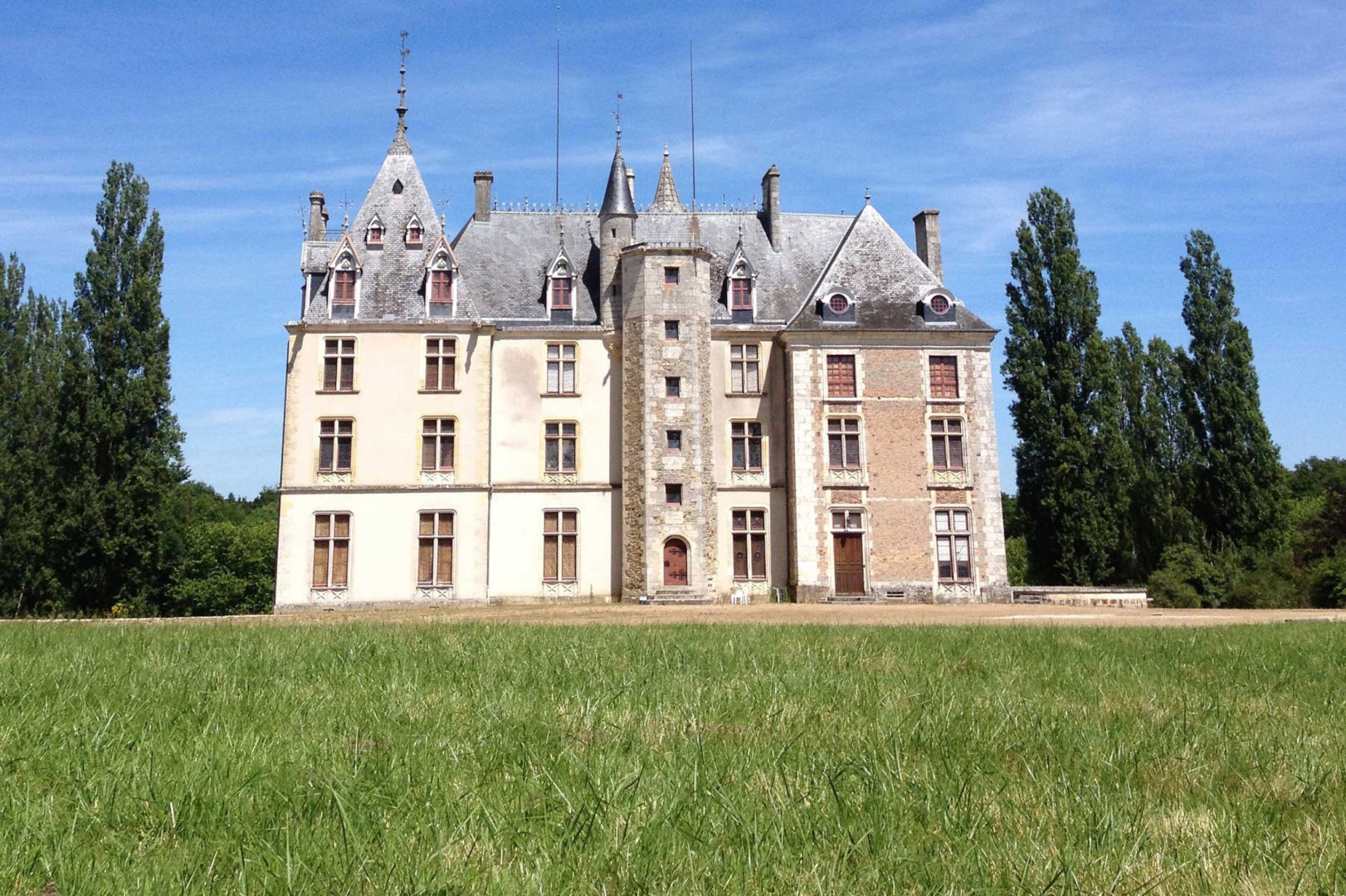 Aux alentours ch teau et domaine de menetou salon for Chateau de menetou salon