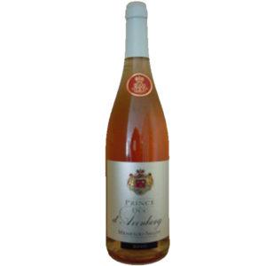 cuvee-ROSE-prince-&-Duc-d-ARENBERG-chateau-menetou-salon
